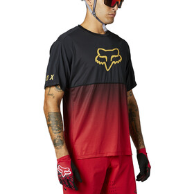 Fox Flexair Foxhead SS Jersey Men, chili